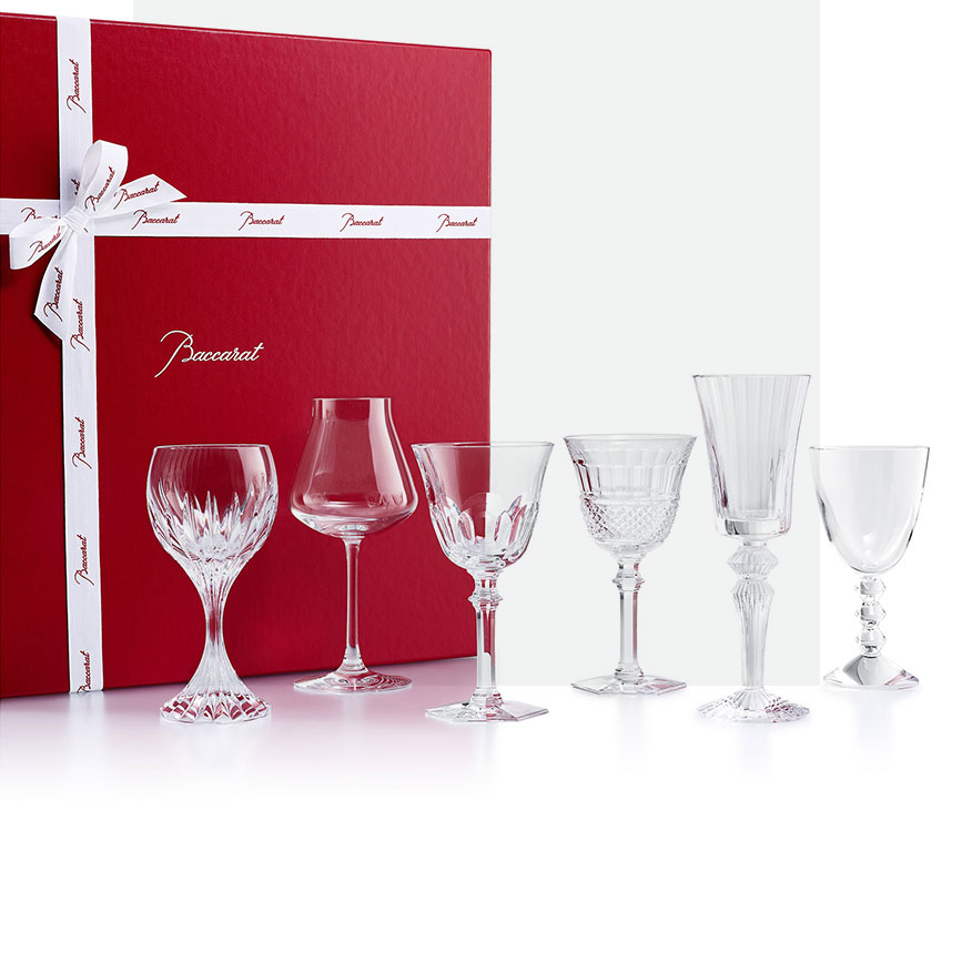 Wine Therapy set of 6 glasses